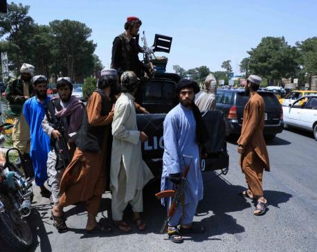 Taliban go door-to-door telling fearful Afghans to work