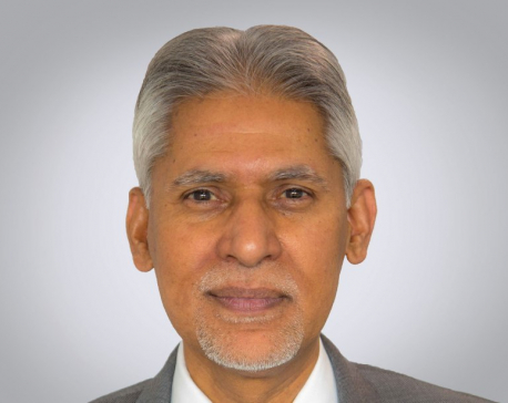 First Nepali as IFRC Secretary General assumes office