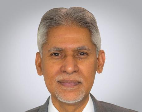 Nepal's Jagan Chapagain becomes new IFRC secy general