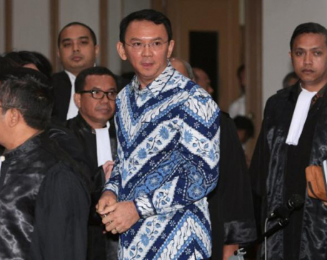 Jakarta's Christian governor jailed for blasphemy against Islam