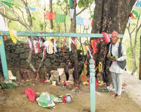 Jal Kanya Devi a hidden religious tourist spot in Dharan
