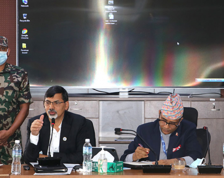 Public construction works will be carried out in two shifts from now onward: Janardan Sharma