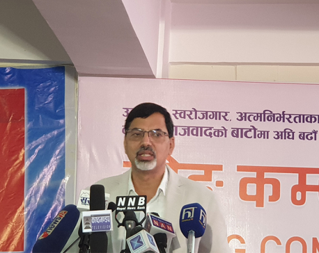 Finance Minister Sharma urges youths to unveil plan to employ 1.5 million youths in production sector