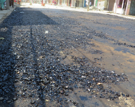 Rs 112m paid for 11 km Valley roads but no work done
