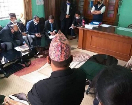 District Attorney Office refuses to register complaint against two NCP lawmakers, ex-IGP Khanal