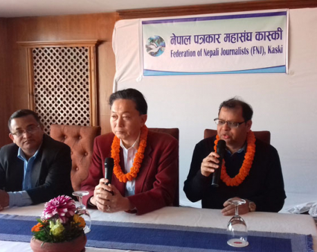 Japan's former PM sees need of investment-friendly atmosphere in Nepal