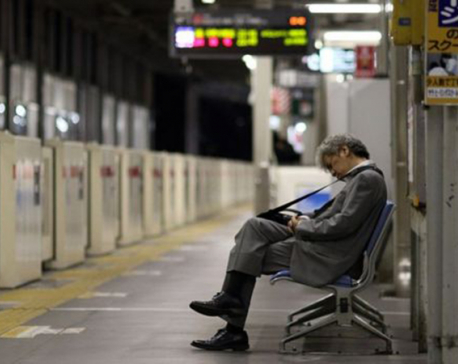 Japanese woman 'dies from overwork' after logging 159 hours of overtime in a month