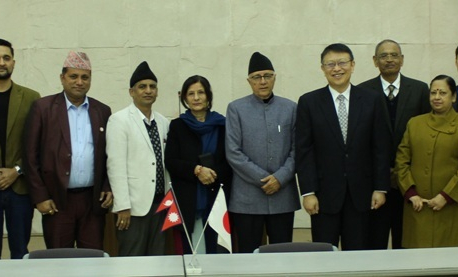 Japan extends financial support to build health facility in Biratnagar