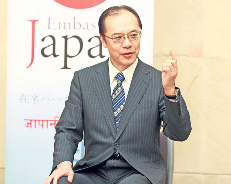I'll spare no effort to further strengthen bilateral relationship: Newly-appointed Japanese ambassador