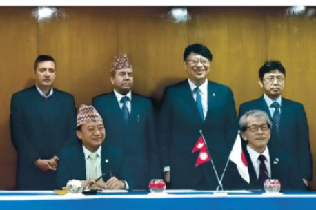 Japan to help Nepal in agri research