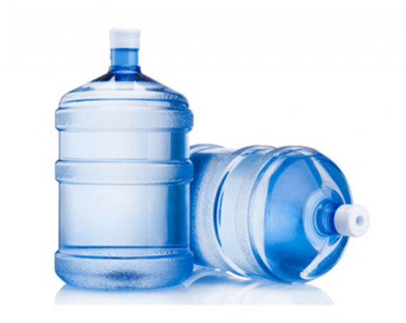 Bottled drinking water price reverted to previous rate