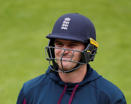 England's 'stir-crazy' Roy happy to play behind closed doors