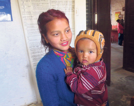 Early marriages common in Rolpa