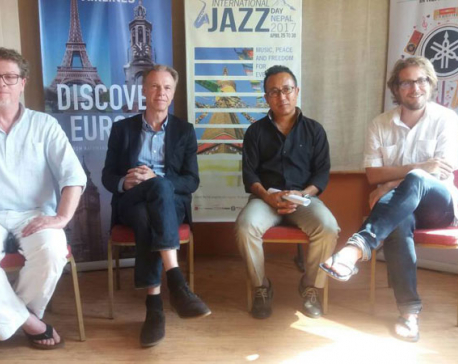 Weeklong Jazz celebration hits Kathmandu