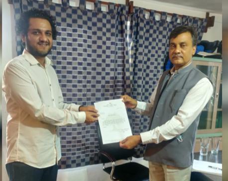 Kanchan Jha appointed as member of NC's Terai-Madhes Coordination Department