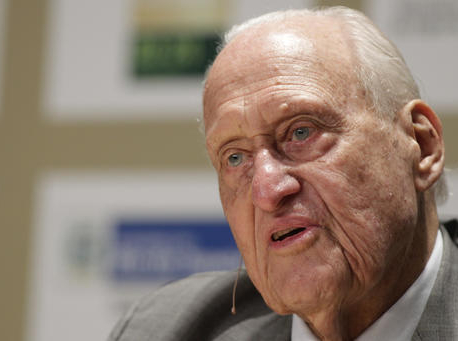 Joao Havelange, former president of FIFA, dies at age 100