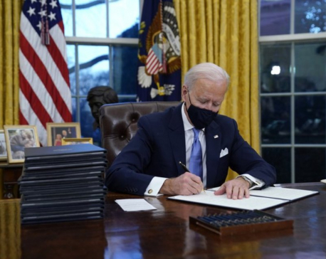World hopes for renewed cooperation with US under Biden