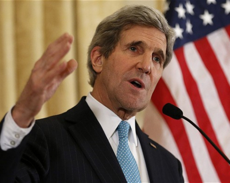 US Secy of State John Kerry wishes to visit Nepal