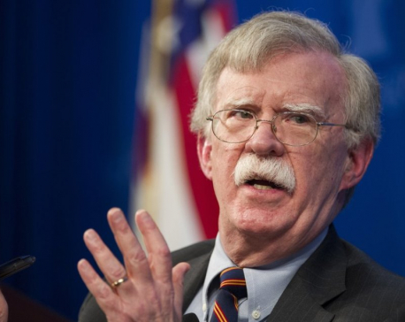 Inside Bolton's exit: Mongolia, a mustache, a tweet