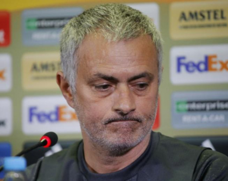 Mourinho out for revenge as Man United visit Chelsea in Cup