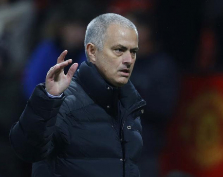 Mourinho hits out at Man United's 'crazy' fixture congestion
