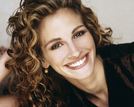 Julia Roberts named People's 'World's Most Beautiful Woman' for fifth time