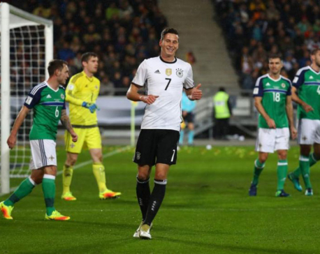 PSG agree deal to sign Draxler from Wolfsburg
