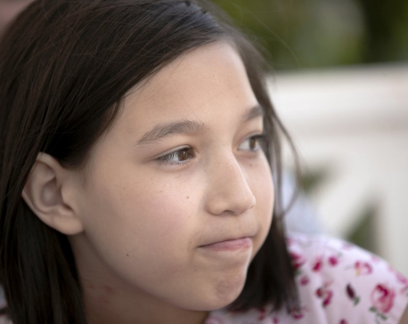 'I died and came back': 12-year-old recovers from virus