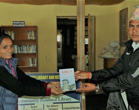Nepa-laya releases English edition of 'Khalangama Hamala'