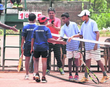 Nepal advances to of ITF U-12 Team Championship Qualifiers semis