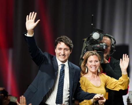 Canada's Trudeau retains power in election but will have minority government