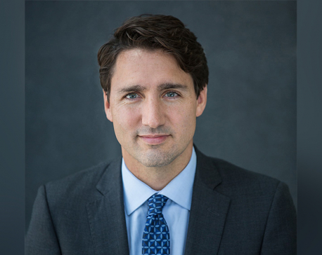Canadian PM Trudeau extends Dashain greetings