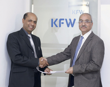 Germany's KfW partners with Om Dev Bank for rural investment
