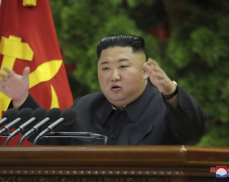 N Korea begins key meeting before year-end deadline for US