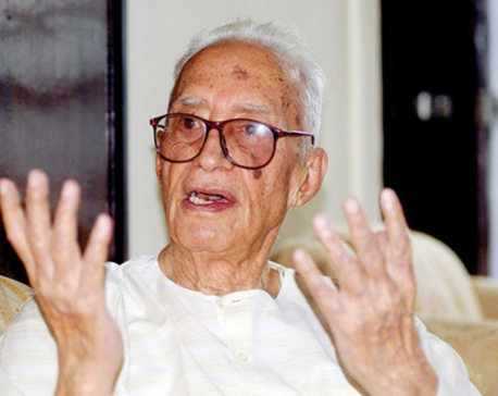 Former PM Bista passes away