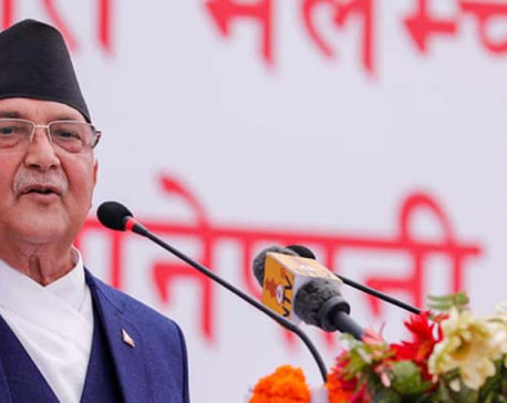 There is unnatural delay in Upper Tamakoshi, won't tolerate any further delay: PM Oli