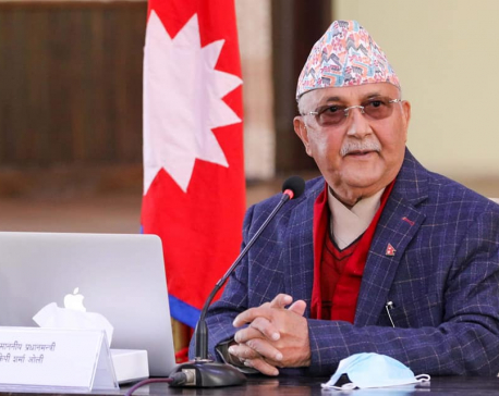 NCP's Dahal-Nepal faction decides to strip PM Oli of party's general membership