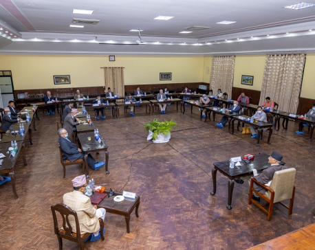 NCP is facing grave crisis, PM Oli tells Cabinet ministers
