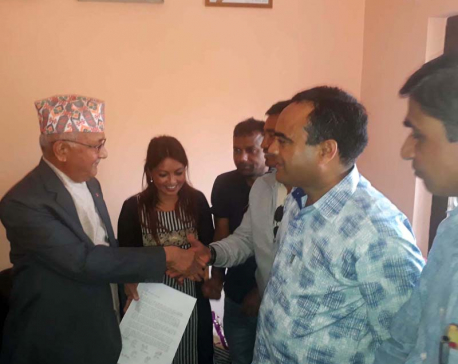 Joint student organization submits memo to UML chair Oli