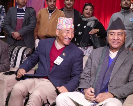 RPP Chairman Thapa urges govt to issue currency notes with portrait of Prithvi Narayan Shah (with photos)