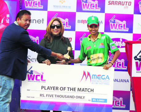 Kunwar, Rawal inspires Paltan to consolation win