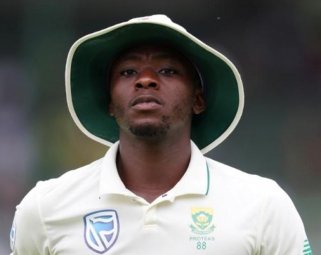 Rabada surprised by ban, sorry for letting team down