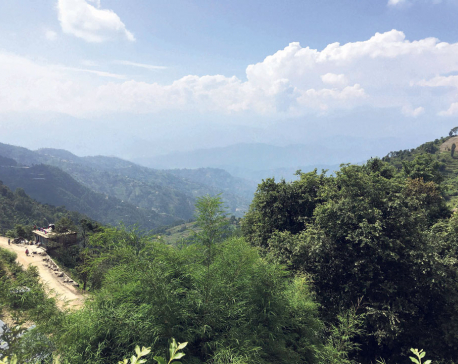 The bewitching sites of Kakani