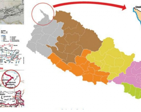 Nepal asks Indian authorities not to bar Nepalis from entering Gunji, Kalapani and Limpiyadhura