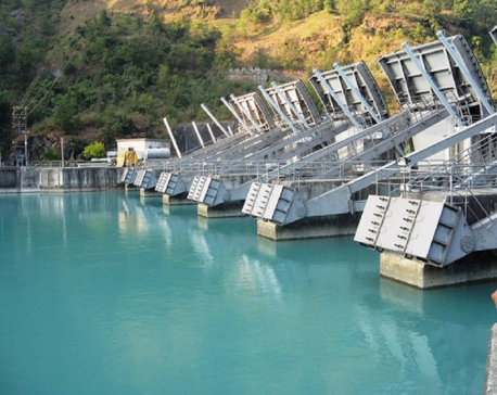 Kaligandaki 'A' hydropower station shut down for three days