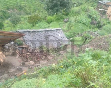 Six members of same family killed as landslides sweep away their house in Kalikot