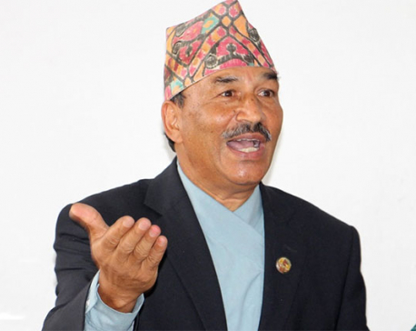 DPM  Thapa not to go to office from today
