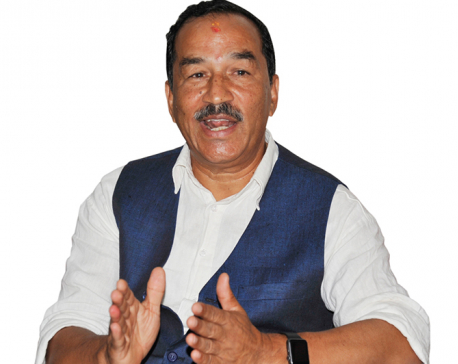 RPP Chairman Thapa catches COVID-19