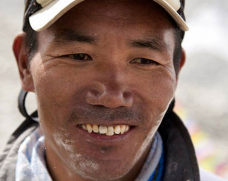 Kami Rita equals record of most summits on Everest