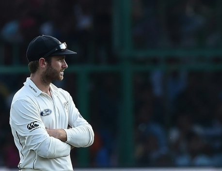 New Zealand captain Williamson hit by bug ahead of India Test